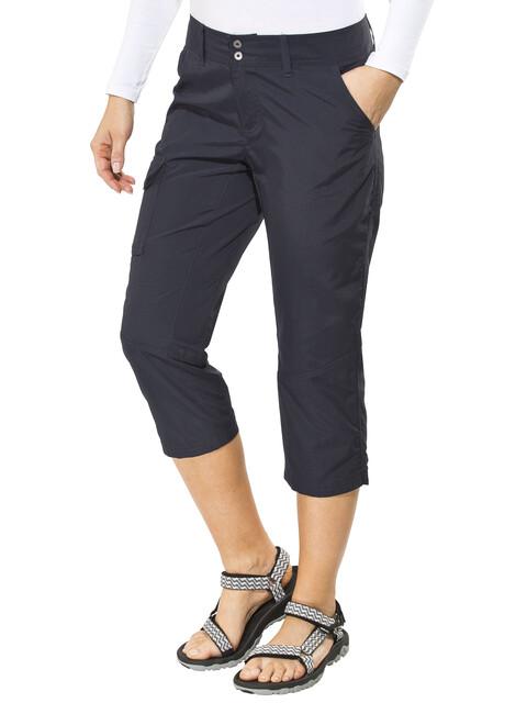 Columbia Silver Ridge - Shorts Femme - bleu